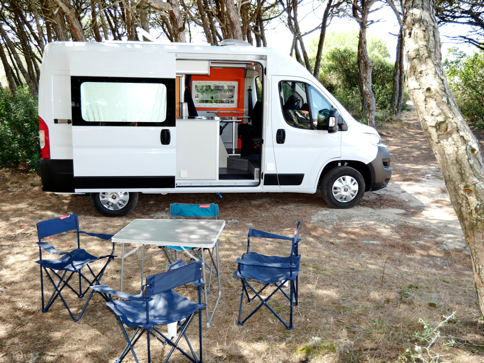 FUNCAMPERS - Campervan Orange County.Chill out..