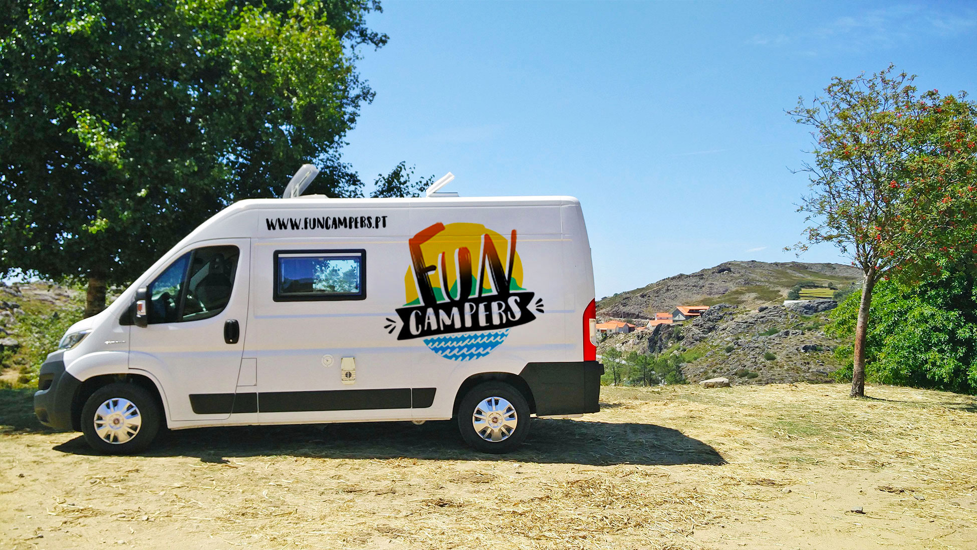 FUNCAMPERS. Perfect vans for your hollidays!